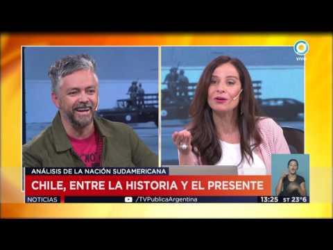 TV Pública Noticias - Chile entre la historia y el presente, Jorge Baradit
