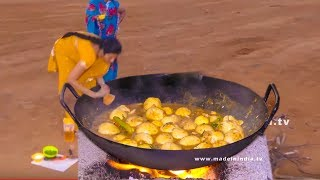 Egg Curry Making with 100 Eggs