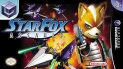 Longplay of Star Fox: Assault