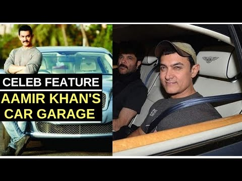 Aamir Khan's car collection : from Ford EcoSport to Bentley Continental