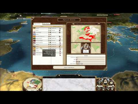 Empire Total War: Greek Campaign Part 1