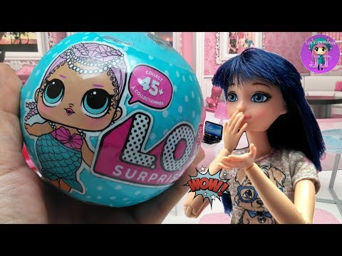 LOL Big Surprise GIGANTE en casa de Marinette y Adrien 🌼 Videos de Ladybug - JJ' Toys