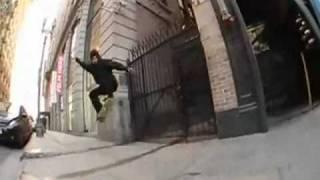 Skatebording (CHEWY CANNON)