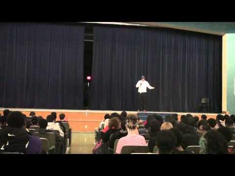 Mike Foley Motivational, Arthur Hill High School 2014