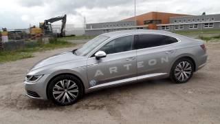 Volkswagen Arteon Elegance 2017 - 2018 DSG  Grijs Metallic