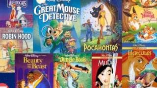 Every Disney Movie Ever!!! (4.4.11)