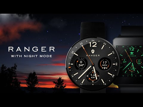Watch Face Wednesday: Ranger Military Watch Face