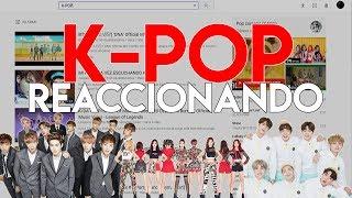 ¿Me gusta el K-POP? Mi reacción   FTF