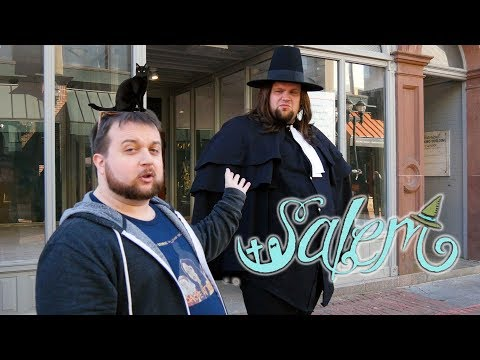 The Characters of Salem, MA