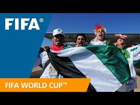 Tears and magic in Algeria