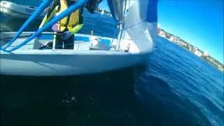 sailing single handed