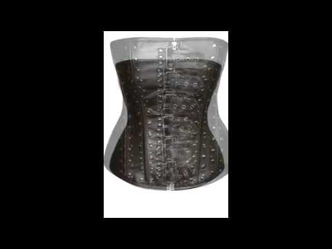 0f83dfbdd9 Authentic steel-boned corset from real leather on Amazon from Corsettery
