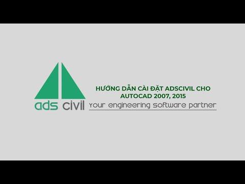 Hướng dẫn cài đặt ADS civil mới nhất