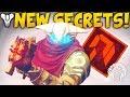 Destiny 2: SIVA FALLEN & FAILSAFE SECRETS! DuskSplicers, Easter Eggs, Rasputin & The 6th Enemy Race