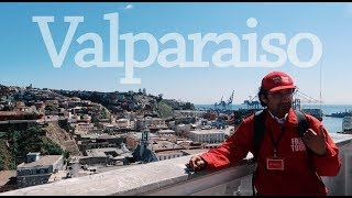 THE BEST FREE WALKING TOUR IN VALPARAISO | CHILE | SOUTH AMERICA