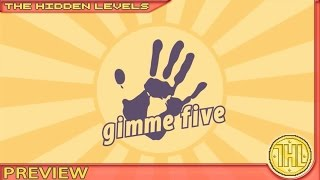 Gimme Five Preview and Gameplay (Windows 10)