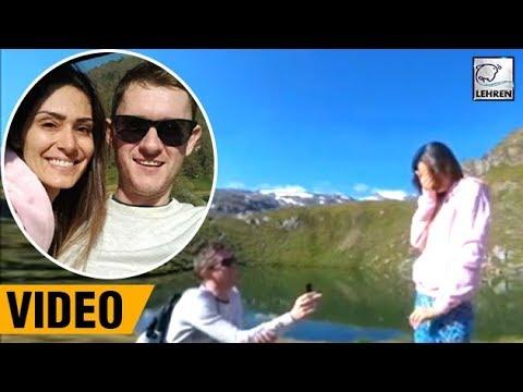 (Video) Grand Masti Actress Bruna Abdullah को मिला इस अंदाज में Proposal   लहरें गपशप Mp3