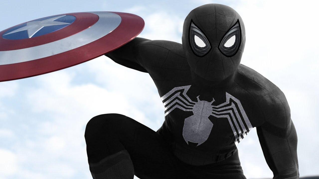 The Amazing Spider Man Black Suit Movie