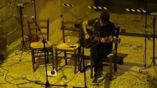 Colapesce - Talassa | Live acustico@Ypsigrock 2015