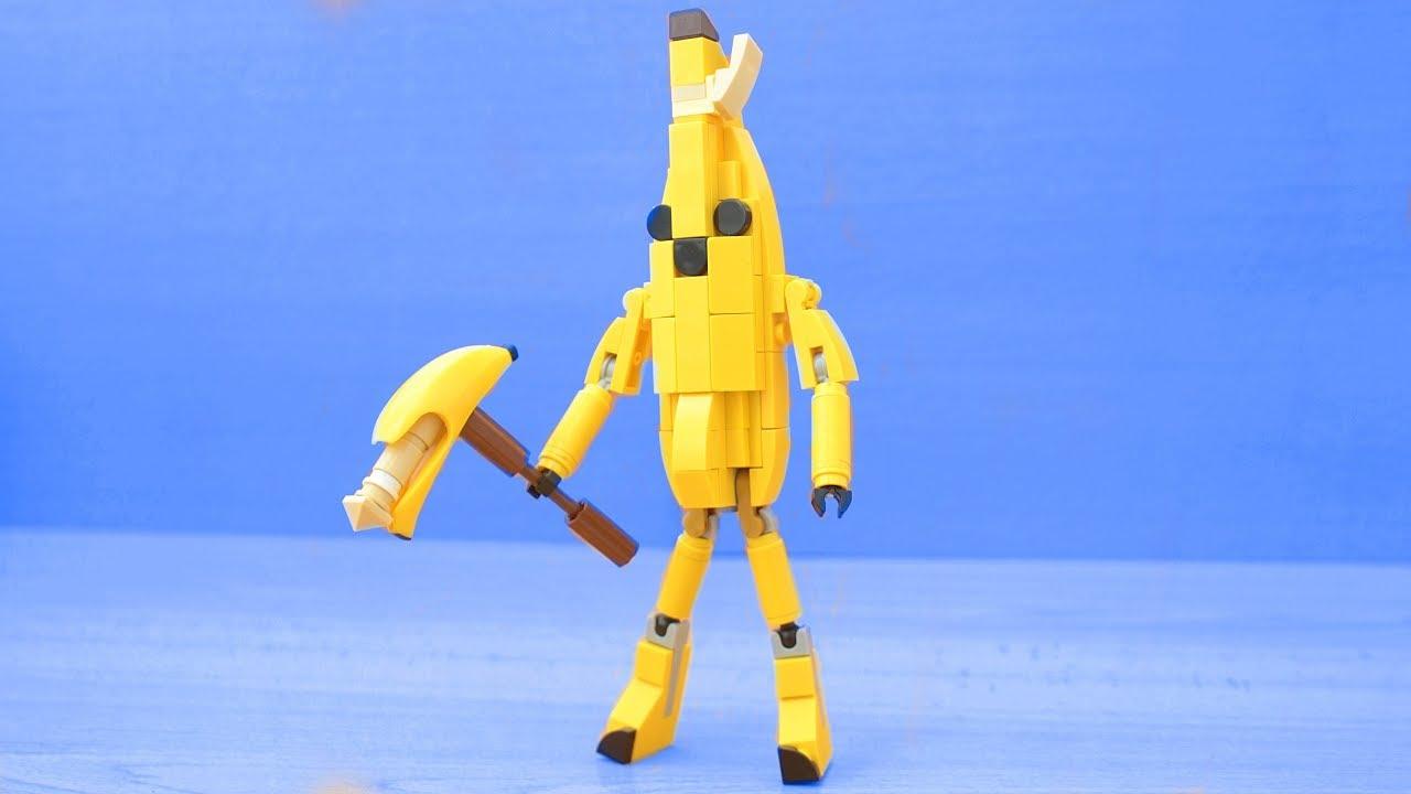 Lego Fortnite Peely Moc