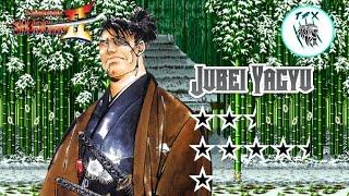 Samurai Shodown II/   Jubei Yagyu  [Arcade Playthrough]