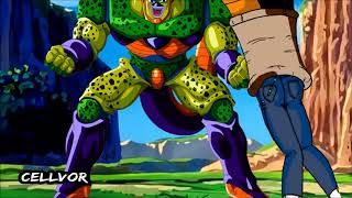 Perfection! Cell Absorbs Android 18 !
