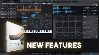 What's New In STUDIO ONE 4 | My Top NEW FEATURES