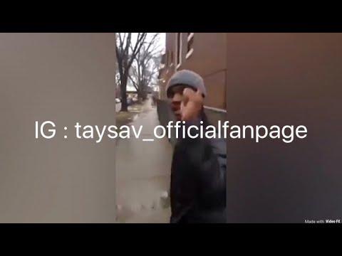 TaySav & Bang Da Hitta On The Opps Block