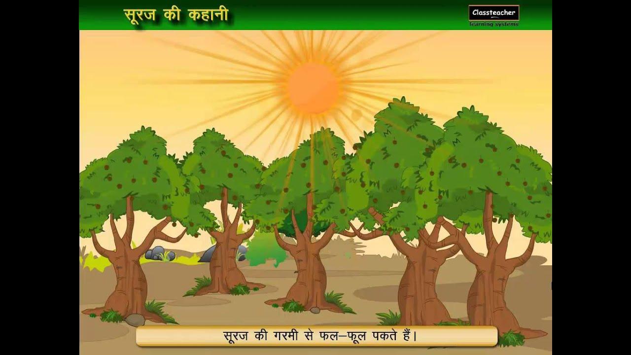 Suraj Ki Garmi Planets Solar System Song