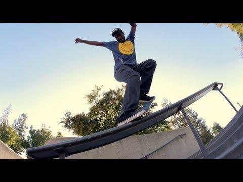 2f1cdf8aef1b 5 Trick Fix  Xavier Walker - TransWorld SKATEboarding - YouTube