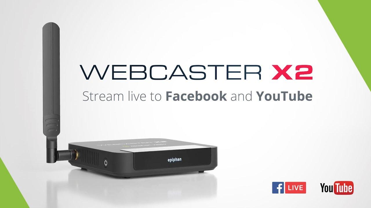 videos webcaster