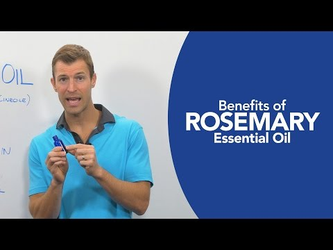Benefits of Rosemary Essential Oil