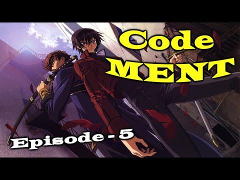 Code MENT Episode 5  Purple Eyes