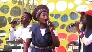RACHEAL -  Mwaliwama (UNSTOPPABLE PRAISE 2018)