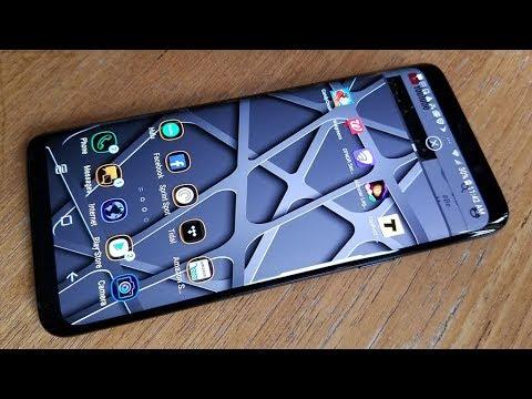 How To Use Split Screen On Galaxy S9 / S9 Plus - Fliptroniks com