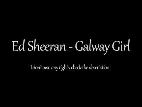 Ed Sheeran - Galway Girl (Instrumental) (1 Hour)