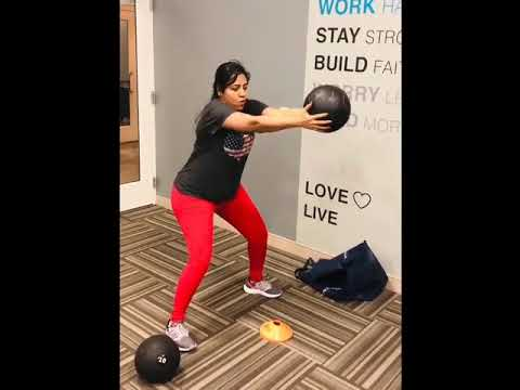 full body workout for women/daily exercise for womens at home