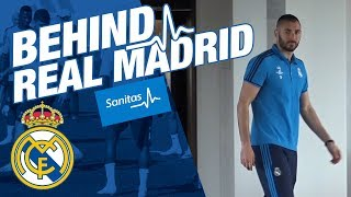 What do Real Madrid players eat to improve performance?