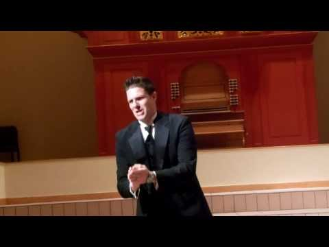 Andrew Briggs Doctoral Lecture Recital - Largo al factotum (without ornaments)