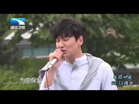 [ENG] Lee Kwang Soo sing Bogoshipda
