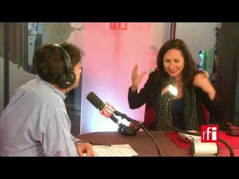 Vidéo Interview en espagnol pour RFI par Jordi Batallé. 2016