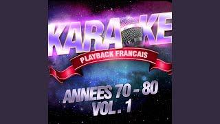 Englishman In New York — Karaoké Playback Instrumental — Rendu Célèbre Par Sting