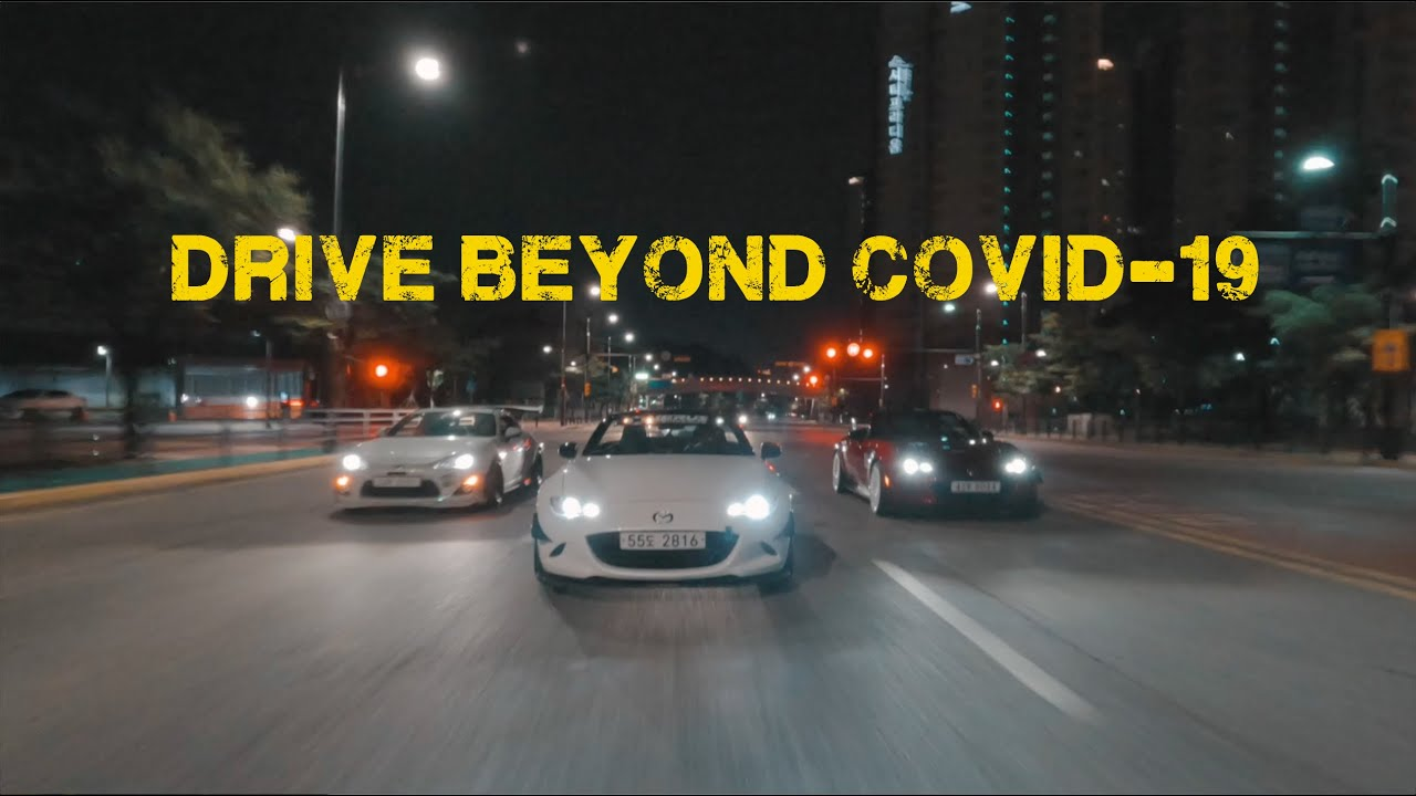DRIVE beyond COVID19 | Shot 100% on Gopro9 5K