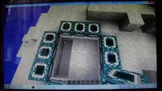 Как сделать портал в Энд в  minecraft(, 2013-07-30T09:58:14.000Z)