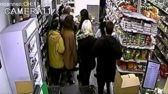 Inside the Supermarket During Paris Terror Attack