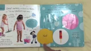 Girl Noisy Potty Book