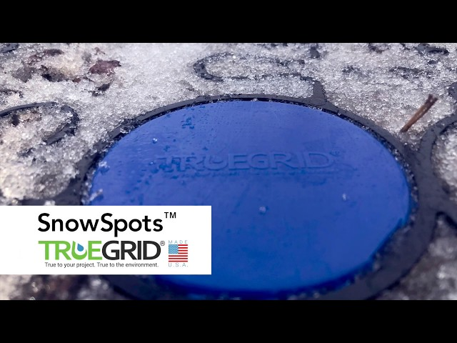 Introducing TRUEGRID® SnowSpots™