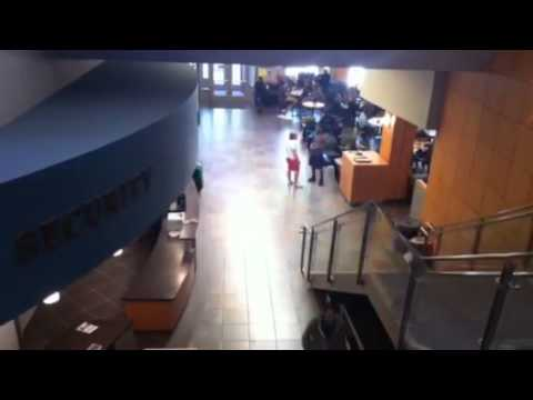 Time Lapse at Frederick Community College