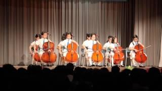 Publication Date: 2017-05-21 | Video Title: 嘉諾撒聖方濟各學校2016藝術匯演—大提琴