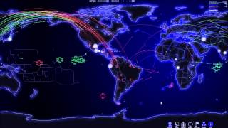 Defcon - Thermonuclear War (AI Free-For-All)